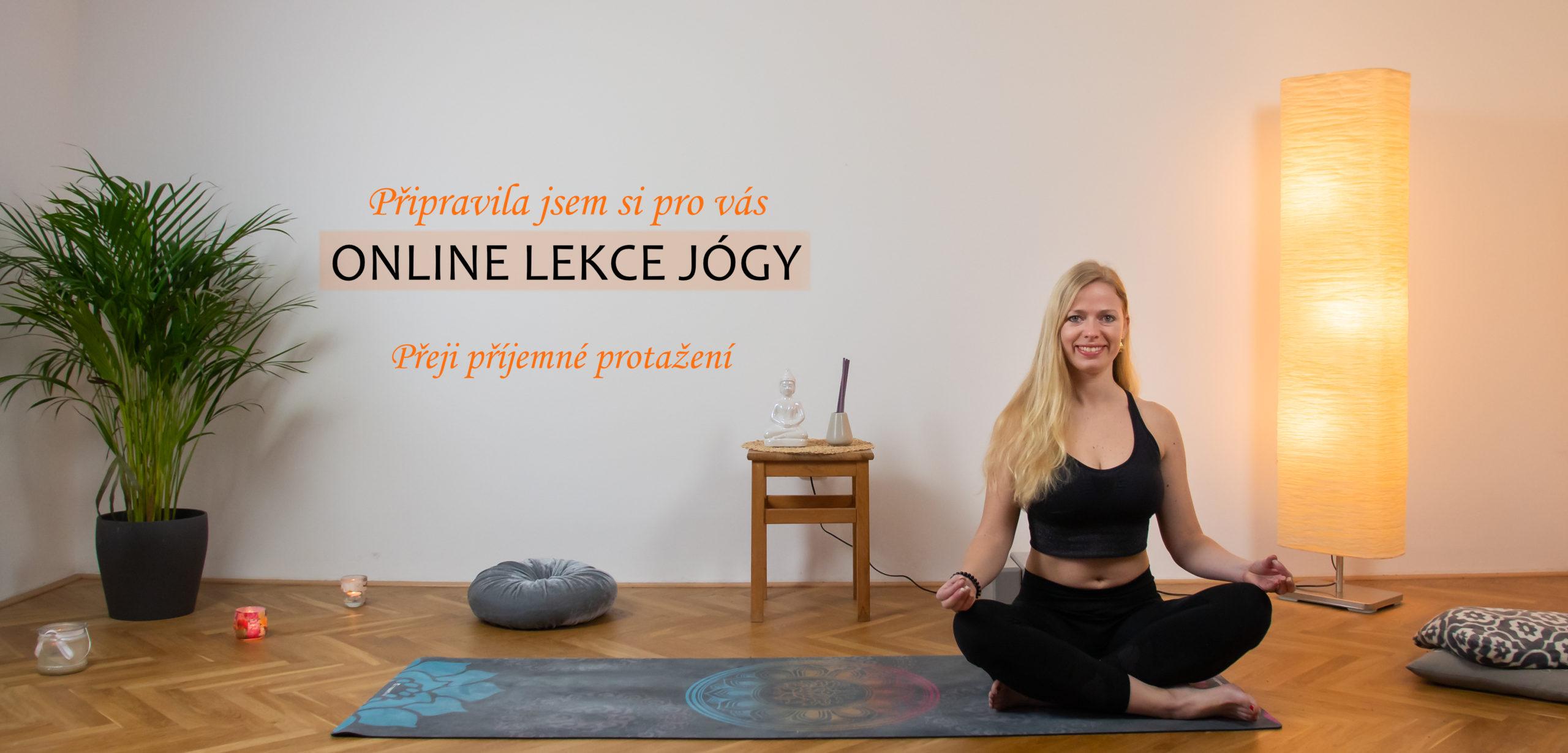 Zacvičte si jógu doma